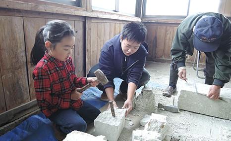 国見町と協働で石工フェスを開催