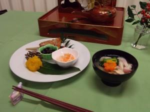 おせち料理 調理実習Ⅱ