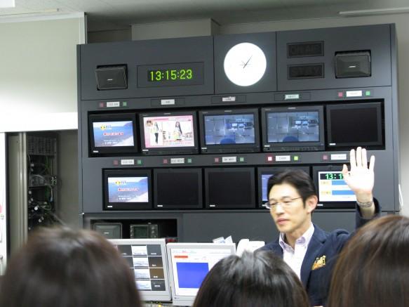 報道の役割を学ぶ