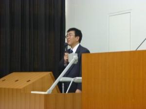 考古学的見地から世界遺産登録に携わってきた佐藤嘉広先生
