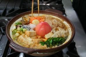 ミラクルキムチ鍋