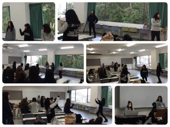 領域⑤ 保育表現・音楽(C,Dクラス)