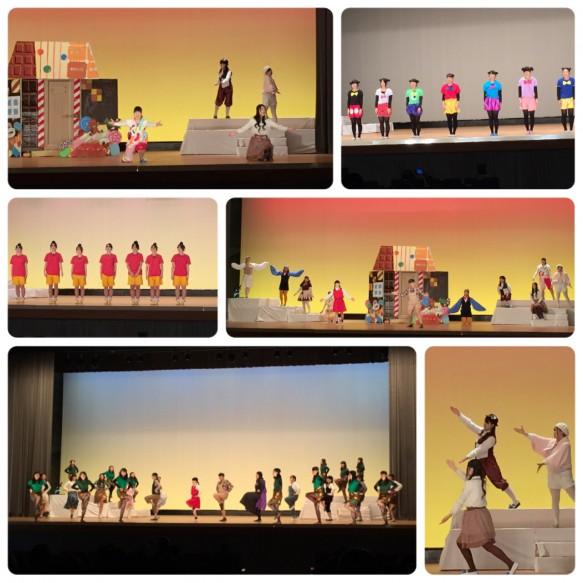 幼児体操「スマイル100%GOGO!・夢と魔法の素敵な世界」 オペレッタ「ヘンゼルとグレーテル」