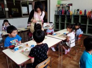 教育実習Ⅳ(幼稚園実習)