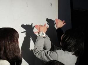 保育表現技術 造形Ⅰ(光と影)