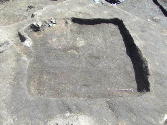 平安時代の竪穴住居