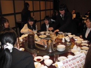 横浜中華街で一流の飲茶を体験!おいしく、楽しくいただきました。