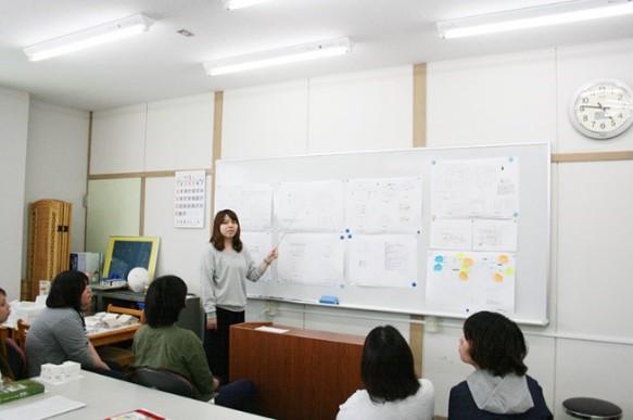 設計製図Ⅲ(3年生)講評会