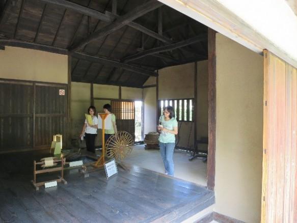 開拓者住宅の住空間