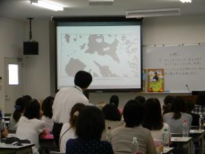 子どもと学びあう自然体験活動(8月1日)