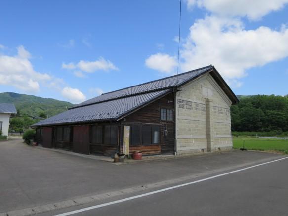 旧小坂村産業組合石蔵が国登録文化財に認定!